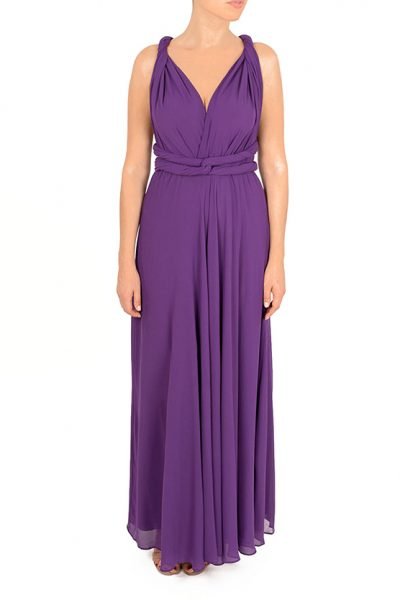 cadbury purple bridesmaid dresses uk