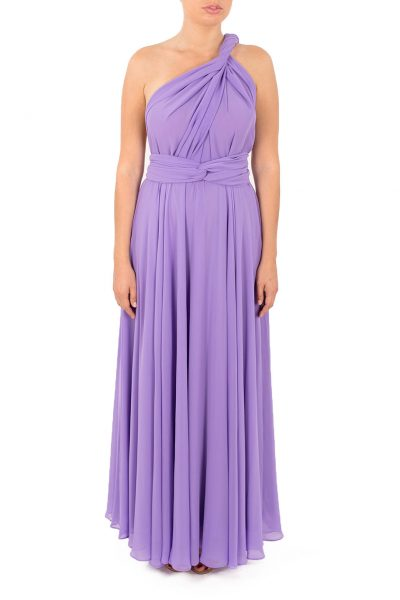 chiffon convertible bridesmaid dress