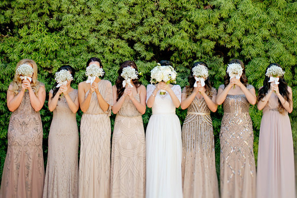 Bridesmaid Dresses 101