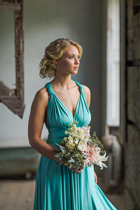Bridesmaid Multiway Dress
